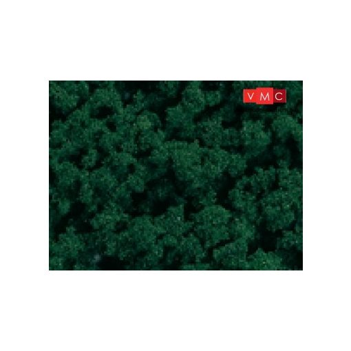 Auhagen 76654 Szivacspelyhek, sötétzöld, durva, 400 ml