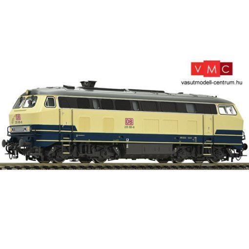 Fleischmann 424004 Dízelmozdony BR 225, óceánkék-bézs, DB-AG (E5)
