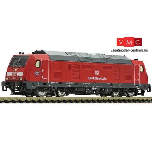 Fleischmann 724574 Dízelmozdony BR 245 013, Südostbayernbahn (E6) - Sound