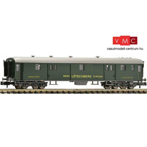 Fleischmann 813004 Személykocsi, négytengelyes Servicewagen, Swiss Classic Train (E6) (N)