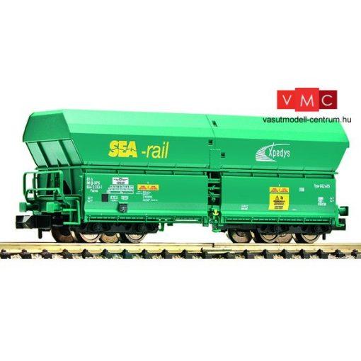 Fleischmann 852324 Önürítős négytengelyes teherkocsi, SEA-RAIL, SNCB (E5)