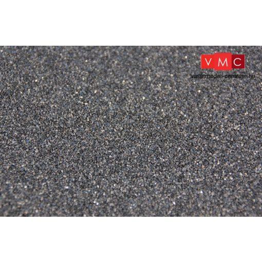 Heki 33114 Szórható ágyazatkő, fekete szóróanyag, közepes szemcsenagyság, 0,5 - 1,0 mm,
