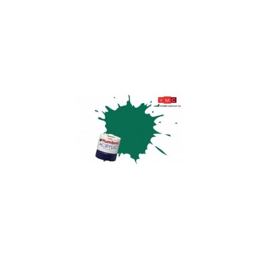 Humbrol (HA30) Dark Green - Matt sötétzöld - Acryl