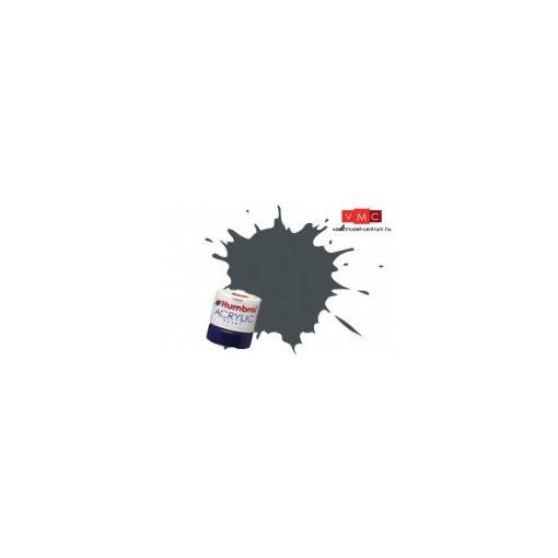 Humbrol (HA32) Dark Grey - Matt sötétszürke - Acryl