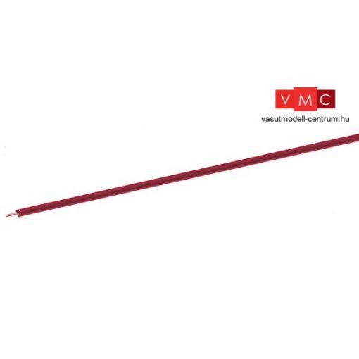 Roco 10632 Vezeték, 10 méter, piros színben