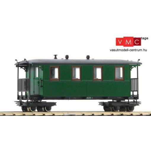 Roco 34063 Személykocsi, négytengelyes, erdei vasúthoz (H0e) (E3-4)