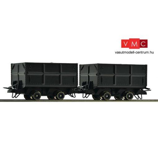 Roco 34605 Szénszállító csille készlet (2 db)