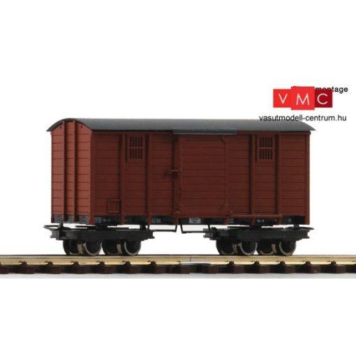 Roco 34623 Fedett négytengelyes teherkocsi, erdei vasút (H0e) (E3-4)