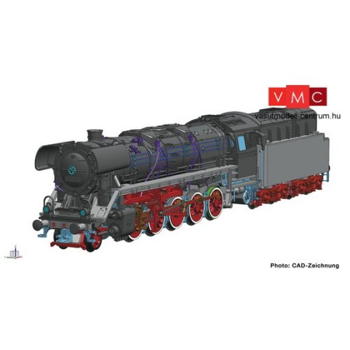 Roco 36082 Gőzmozdony BR 44 221, DR (E4) (TT)
