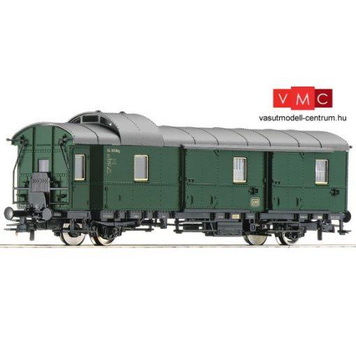 Roco 44222 Poggyászkocsi, Donnerbüchse, DB (E3)