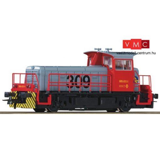 Roco 52516 Dízelmozdony Rh 309, piros, Renfe (E5)