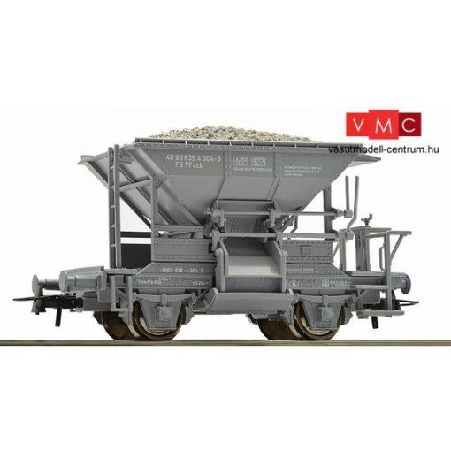 Roco 56251 Kőszállító önürítős teherkocsi, Talbot, FS (E4)