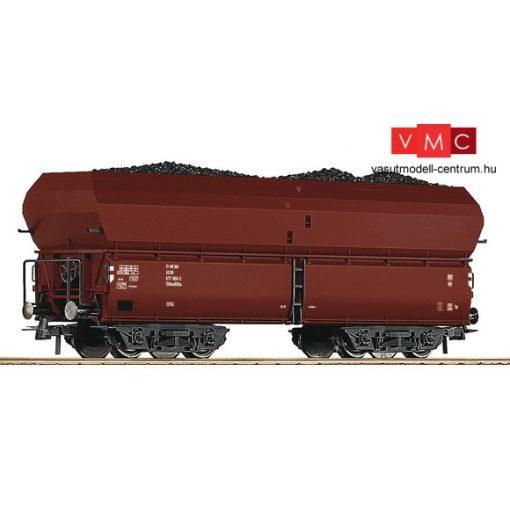 Roco 56333 Önürítős négytengelyes teherkocsi, DR (E4)