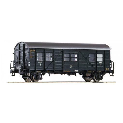 Roco 64604 Kisegítő-személykocsi, 3. osztály, DRG (E2)