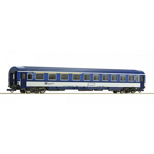 Roco 64643 Személykocsi, négytengelyes Eurofima 1./2. osztály, CD (E6)