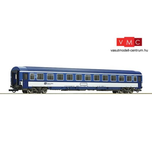 Roco 64644 Személykocsi, négytengelyes Eurofima 2. osztály, CD (E6)