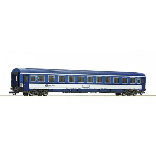 Roco 64645 Személykocsi, négytengelyes Eurofima 2. osztály, CD (E6) - második pályaszám