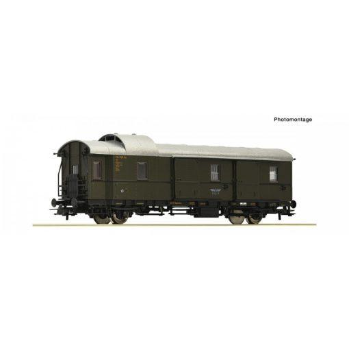 Roco 64728 Poggyászkocsi, Donnerbüchse, DRG (E2)