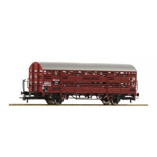 Roco 66875 Élőállatszállító fedett teherkocsi, DB