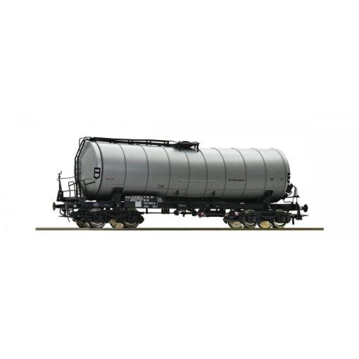 Roco 67310 Tartálykocsi, négytengelyes Zaes, DR, fékállással (E4)