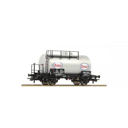 Roco 67608 Tartálykocsi fékállással, ESSO, DSB (E3)