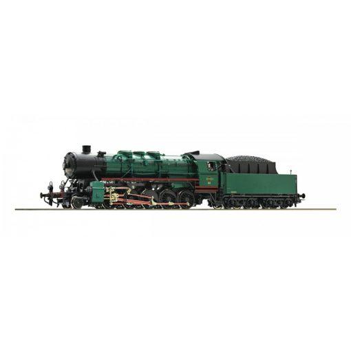 Roco 72147 Gőzmozdony Serie 25, SNCB (E3) - Sound