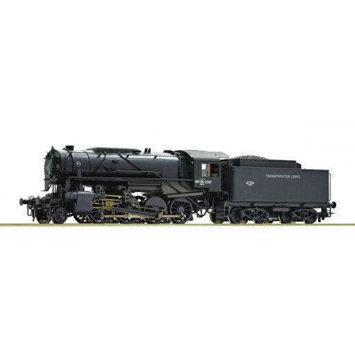Roco 72163 Gőzmozdony serie 140-V (ex S160), SNCF (E3) - Sound