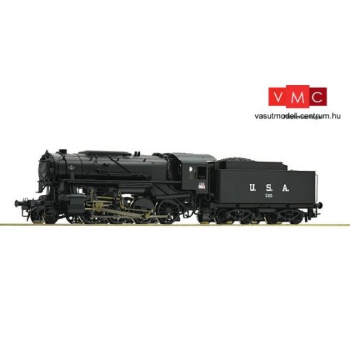 Roco 72164 Gőzmozdony S 160, CSD (E3)