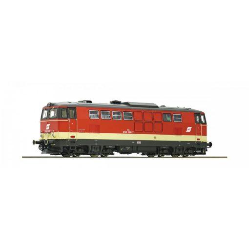 Roco 72720 Dízelmozdony Rh 2143, ÖBB (E4-5)