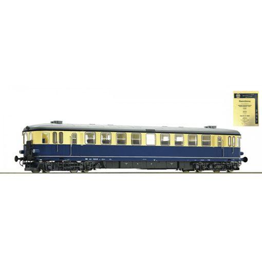 Roco 73143 Dízel motorvonat Rh 5042.08, zafírkék, ÖBB (E3-4) - Sound