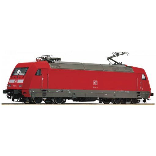 Roco 73556 Villanymozdony BR 101, DB AG