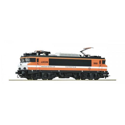 Roco 73686 Villanymozdony serie 9908, Locon (E6)