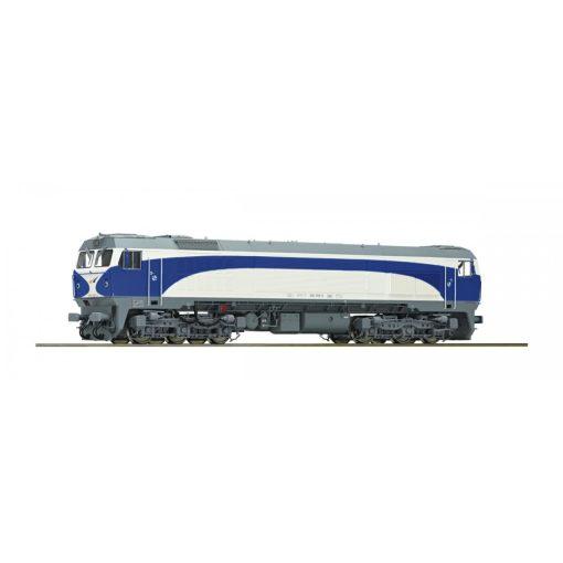 Roco 73693 Dízelmozdony serie 319, Grandes Lineas, Renfe (E5) - Sound