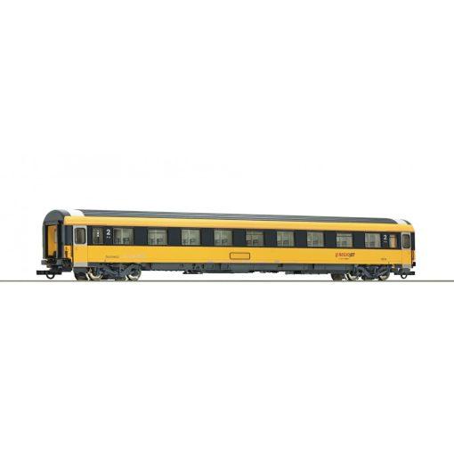 Roco 74336 Személykocsi, négytengelyes Eurofima, 1. osztály, Regiojet (E6) (H0)