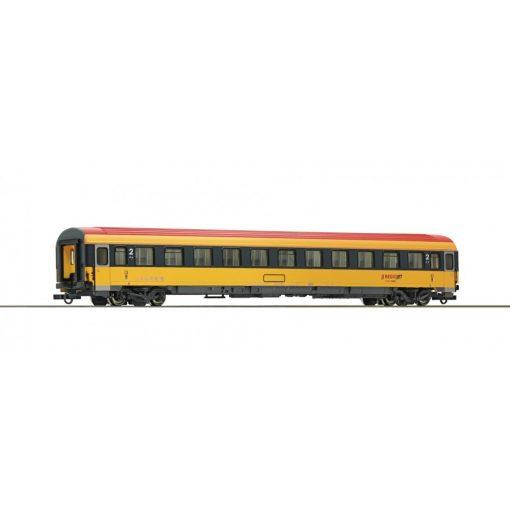 Roco 74337 Személykocsi, négytengelyes Eurofima, 2. osztály, Regiojet (E6) (H0)