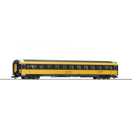 Roco 74338 Személykocsi, négytengelyes Eurofima, 2. osztály, Regiojet (E6) (H0)