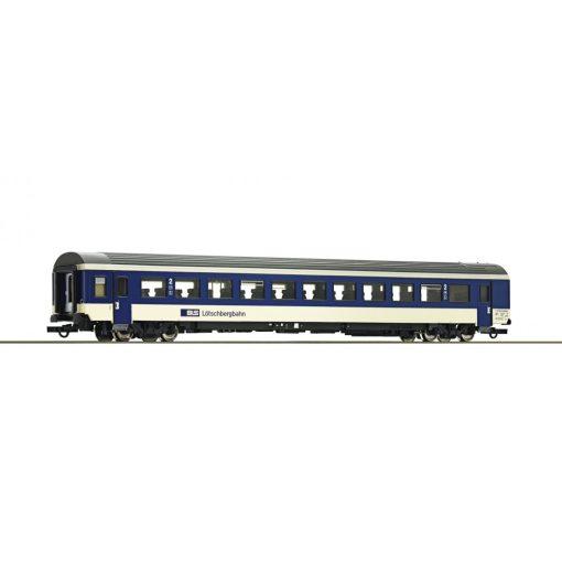 Roco 74391 Személykocsi, négytengelyes EW IV, 2. osztály, BLS (E6) (H0)