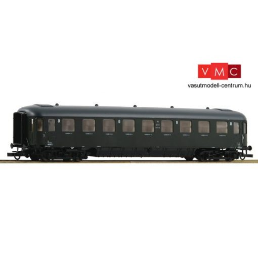 Roco 74425 Személykocsi, négytengelyes Plan D típus, 1. osztály, NS (E3)