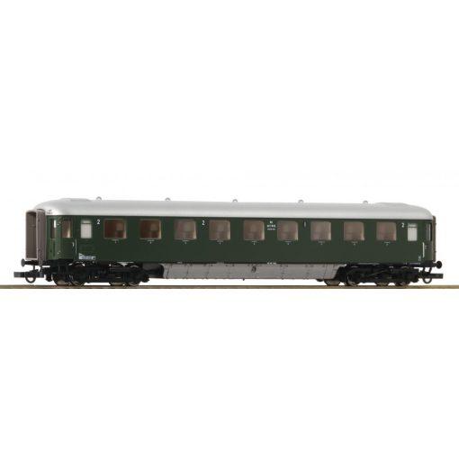 Roco 74426 Személykocsi, négytengelyes Plan D típus, 2. osztály, NS (E3)