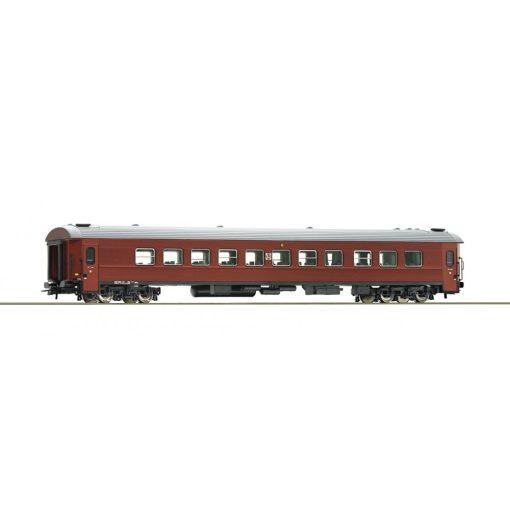 Roco 74513 Személykocsi, négytengelyes B7 típus, 2. osztály SJ (E4)