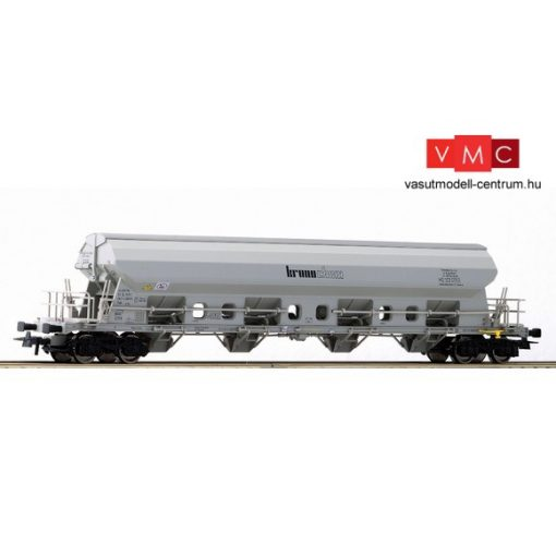 Roco 76410 Önürítős billenthető tetejű négytengelyes teherkocsi gabonaszállításhoz, K