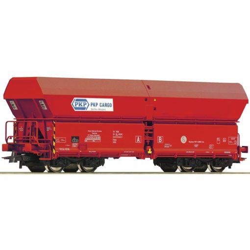 Roco 76829 Önürítős négytengelyes teherkocsi, Falns, PKP Cargo (E6)