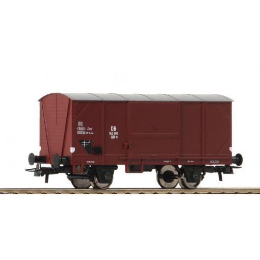Roco 76845 Fedett amerikai típusú teherkocsi (USATC), DB (E3)