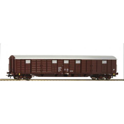 Roco 76858 Fedett négytengelyes teherkocsi, Gabs, ÖBB (E6)