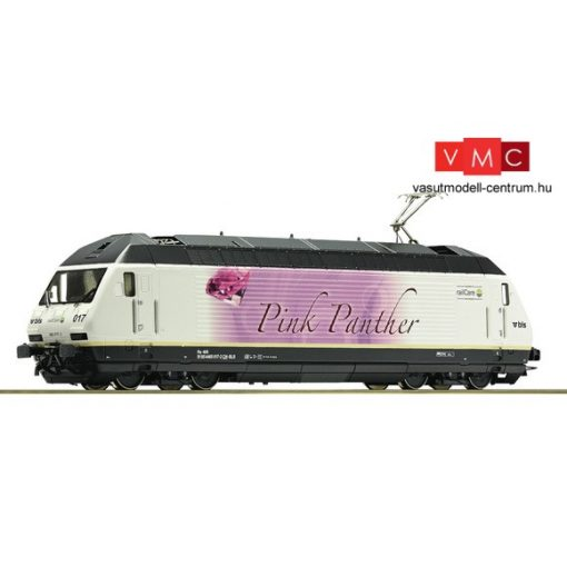 "Roco 79275 Villanymozdony 465 017 ""Pink Panther"", BLS"