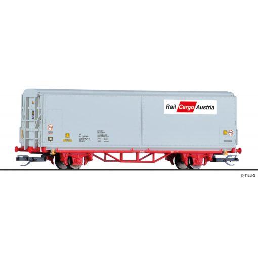 Tillig 14847 Eltolható oldalfalú teherkocsi, Hbis-tt, RailCargoAustria/ÖBB (E6) (TT)