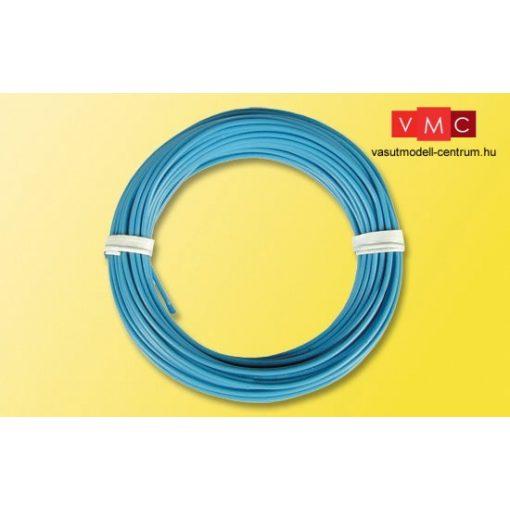 Viessmann 6861 Vezeték 10 m, 0,14 mm, kék
